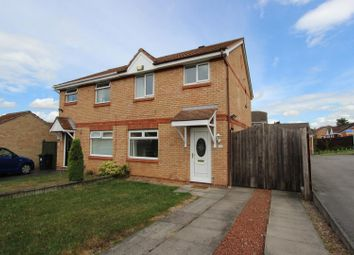 Thumbnail 3 bed end terrace house to rent in Mendip Grove, Darlington