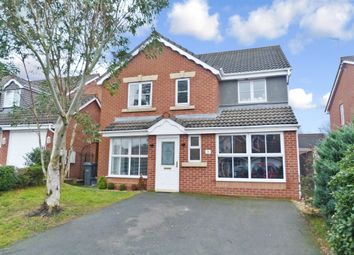 Thumbnail 4 bed detached house for sale in 5, Burnside Way, Winnington, Northwich, Cheshire