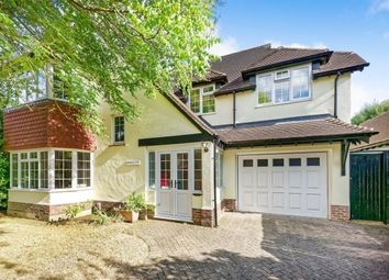 Thumbnail 5 bedroom detached house for sale in West Byfleet, Surrey