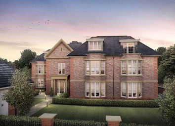 Thumbnail 2 bed flat for sale in Maytree Court, Camlet Way, Hadley Wood, Hertfordshire