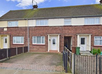 Thumbnail 3 bed terraced house for sale in Lowfield Road, Halfway, Sheerness, Kent