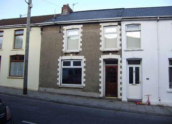 Thumbnail 3 bed terraced house to rent in Dinam Street, Nantymoel, Bridgend, Mid Glamorgan