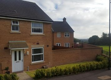 Thumbnail 3 bed semi-detached house for sale in Llys Y Dderwen, Coity, Bridgend