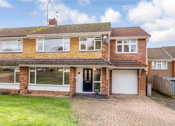 4 bed semi-detached house for sale in Foxcombe Drive, Tilehurst, Reading, Berkshire RG31