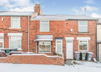 Thumbnail 2 bed terraced house for sale in Leslie Avenue, Maltby, Rotherham