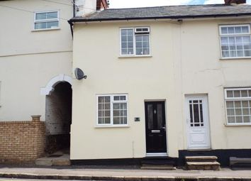 Thumbnail 2 bed terraced house for sale in Soulbury Road, Linslade, Leighton Buzzard, Bedfordshire