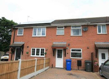 Thumbnail 2 bed town house to rent in Broad Oaks Close, Chesterfield