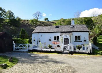 Thumbnail 3 bedroom cottage for sale in Cwm Bach, Commins Coch, Machynlleth, Powys