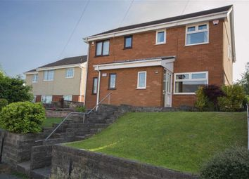 Thumbnail 2 bed semi-detached house for sale in Llangyfelach Road, Treboeth, Swansea