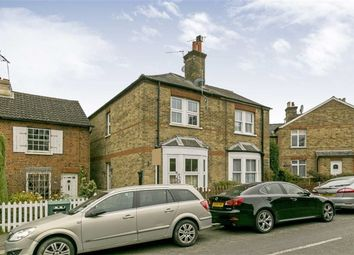 Thumbnail 2 bed semi-detached house for sale in Church Road, Epsom, Surrey