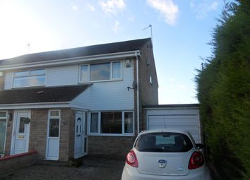 Thumbnail 2 bed semi-detached house for sale in Gloucester Court, Brunton Bridge, Newcastle Upon Tyne