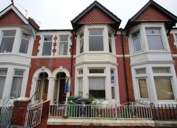 Thumbnail 4 bedroom property to rent in Summerfield Avenue, Cardiff
