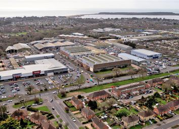 Thumbnail Commercial property for sale in 143-147 Somerford Road, Christchurch, Dorset