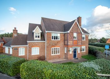 5 bed detached house for sale in Ramsdell Road, Fleet GU51