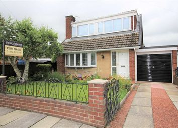 Thumbnail 3 bed detached bungalow for sale in Sandgate Close, Leigh