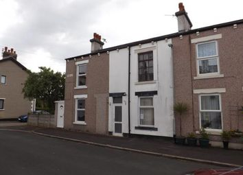 Thumbnail 2 bed terraced house for sale in Pine Street, Morecambe, Lancashire, United Kingdom