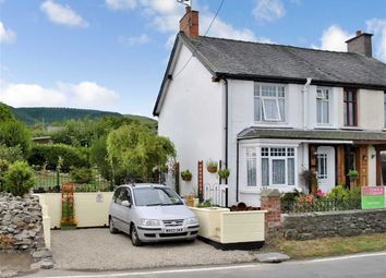 Thumbnail 3 bed semi-detached house for sale in Penybontfawr, Oswestry