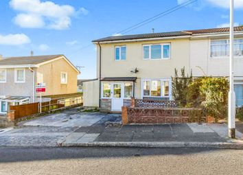 Thumbnail 3 bed semi-detached house for sale in Saltburn Road, Plymouth