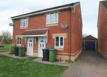 Thumbnail 2 bed semi-detached house to rent in Appletree Lane, Roydon, Diss