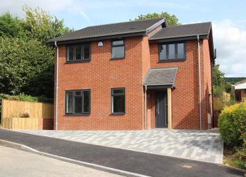 Thumbnail 3 bed detached house for sale in Rowan Close, Ross-On-Wye