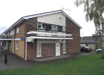 Thumbnail 2 bedroom flat to rent in Cherry Tree Court, Kirby Muxloe, Leicester