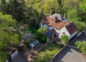 Thumbnail 6 bed country house for sale in Redricks Lane, Sawbridgeworth
