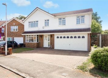 Thumbnail 5 bed detached house for sale in The Medlars, Gravesend