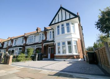 Thumbnail 2 bed flat for sale in Caversham Avenue, London