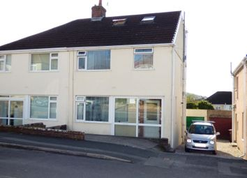 Thumbnail 4 bed semi-detached house for sale in Woodford Avenue, Plympton, Plymouth