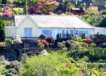Thumbnail 4 bed bungalow for sale in Stryd Fawr, Harlech, Gwynedd