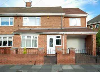 Thumbnail Semi-detached house for sale in Hereford Road, Sunderland