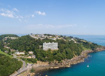 Thumbnail 4 bed flat for sale in Ilsham Marine Drive, Torquay