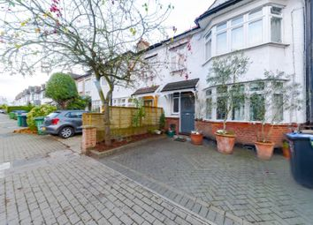 Thumbnail 3 bed terraced house for sale in Hanover Road, Kensal Rise
