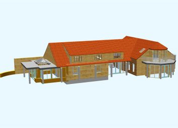 Thumbnail 4 bedroom detached house for sale in Crostwick, Norwich