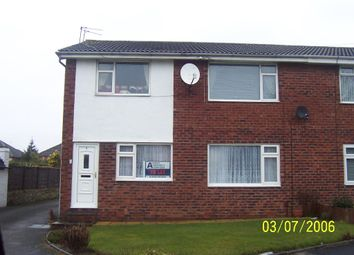Thumbnail 2 bed flat to rent in Red Lion Close, Maghull, Merseyside