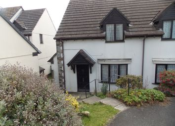 Thumbnail 3 bed semi-detached house to rent in Eastern Avenue, Liskeard
