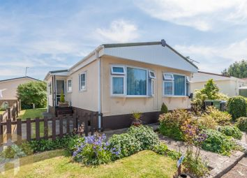 Thumbnail 2 bed mobile/park home for sale in Bungalow Caravan Park, Bradenstoke, Chippenham