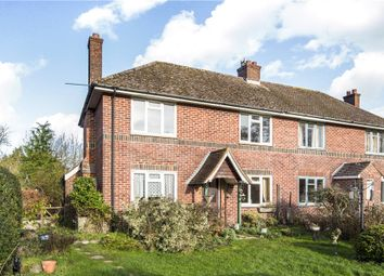 Thumbnail 3 bed semi-detached house for sale in Cats Hill Lane, Ludwell, Shaftesbury, Wiltshire