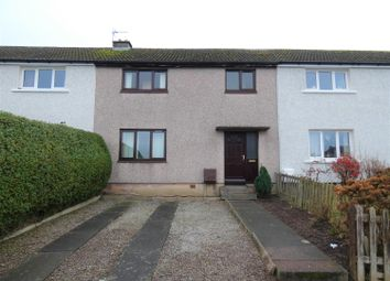 Thumbnail 3 bed terraced house for sale in Springbells Road, Annan, Dumfries And Galloway
