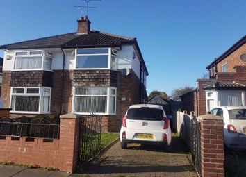 Thumbnail 2 bedroom semi-detached house for sale in Western Avenue, Blacon, Chester