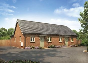 Thumbnail 2 bed semi-detached bungalow for sale in The Willowbrook, Plot 16 Winchelsea Gate, Weldon, Corby