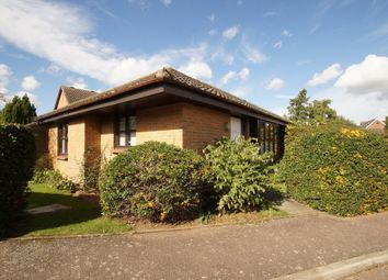 Thumbnail 2 bedroom detached bungalow for sale in Henley Close, Saxmundham