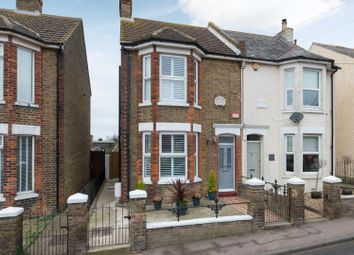 3 bed semi-detached house for sale in Tothill Street, Minster, Ramsgate CT12