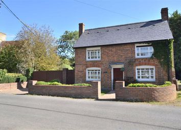 Thumbnail 3 bed detached house for sale in Redhill, Buntingford, Herts