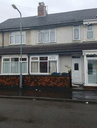Thumbnail 2 bedroom terraced house to rent in Peel Street, Tipton