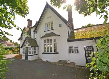 Thumbnail 5 bedroom detached house for sale in The Village, Keele, Newcastle-Under-Lyme