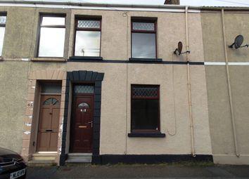 Thumbnail 3 bedroom terraced house for sale in Llewellyn Street, Llanelli