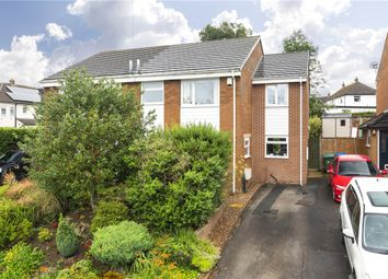 Thumbnail Semi-detached house for sale in West View Avenue, Burley In Wharfedale, Ilkley
