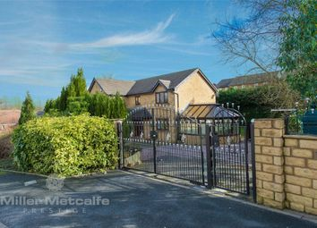 Thumbnail 5 bedroom detached house for sale in Brookwater Close, Tottington, Bury, Lancashire
