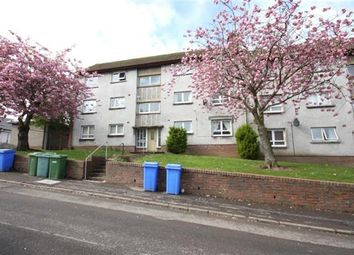 Thumbnail 1 bedroom flat for sale in Woodlands Crescent, Ayr